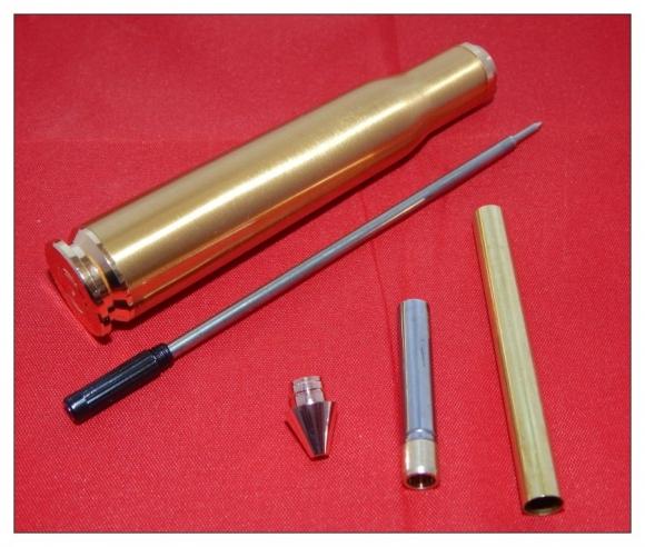 .50 Calibre Bullet Pen Kit