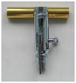 Bolt Action Pen Kit - Chrome
