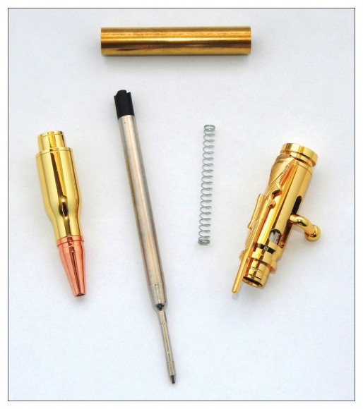 Bolt Action Pen Kits