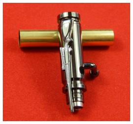 Bolt Action Pen Kit - Gunmetal