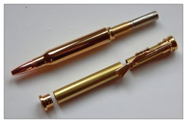 Bullet Twist Pen Kit Instructions