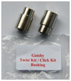 Bushings - Gatsby Twist / Click Pen Kit