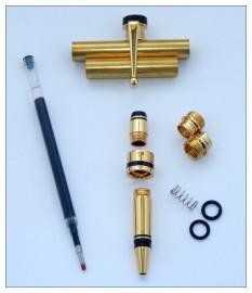 Classic Elite Rollerball Pen Kit - Gold