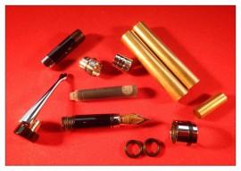 Classic Fountain Pen Kit - Chrome