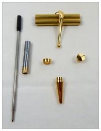 Gold x 5 - Fancy Slimline