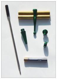 Shiny Green x 5 - Fancy Slimline