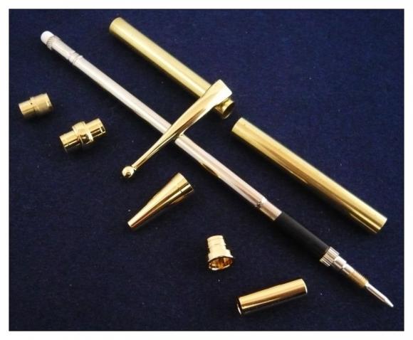 Fancy Slimline Pencil Kit