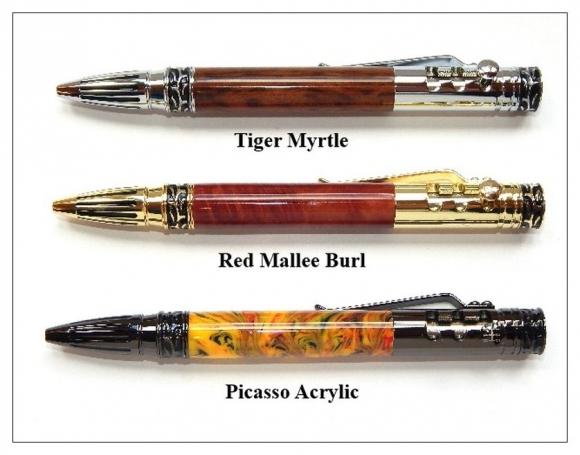 Gear Shift Pens