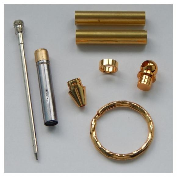 Twist Pen Keyring Kit