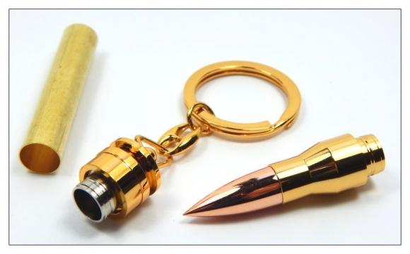 Bullet Keyring