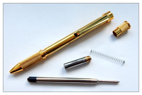Knurl GT / Annular Pen Kits
