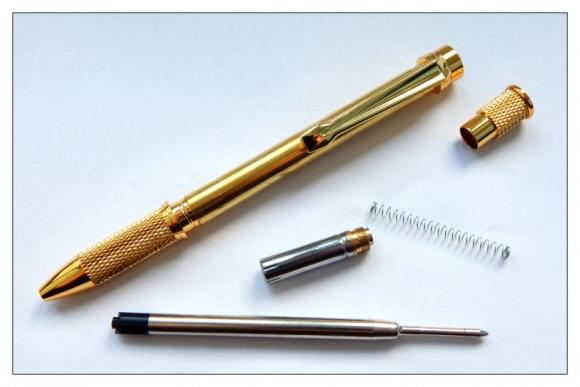 Knurl GT / Annular Pen Kits