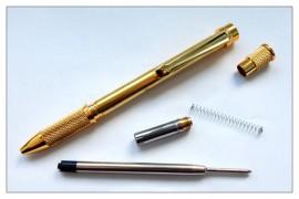 Knurl GT/Annular Pen Kit - Gunmetal