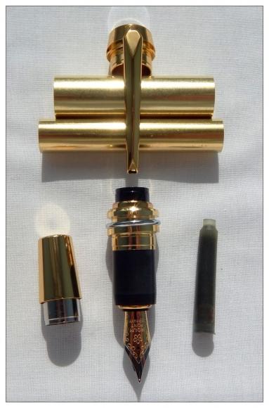 Lg Jnr Gentleman Pen Kits