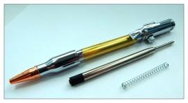 Lock 'n' Load Pen Kit - Chrome