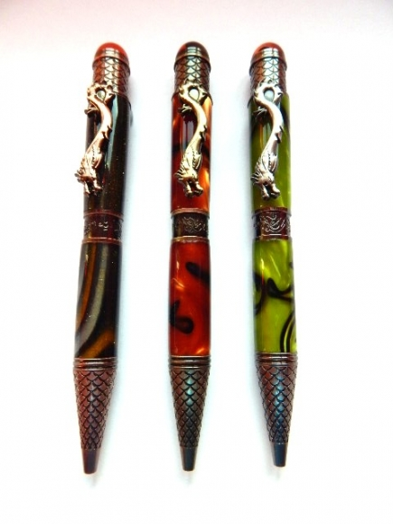 Loong Dragon Pen Kits