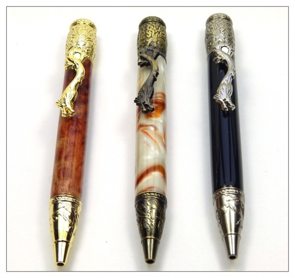 MT Kunlun Dragon Pens