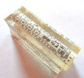 Circuit Board Blank - White - Fit Cierra / Sierra Etc.
