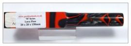 Lava Flow - Kirinite Acrylic 'M' Series