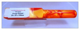 Orange Sunspot - Kirinite Acrylic 'M' Series