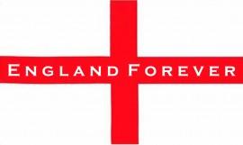 PKB England 03 Blank - Flag Series - Fits Cierra / Sierra Pen Kits Etc.