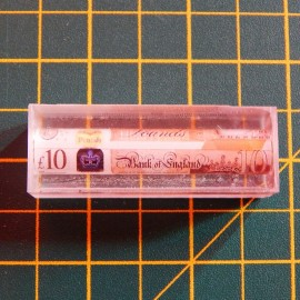 PKB £10 Note - Money Series - Fits Cierra / Sierra Pen Kits Etc.
