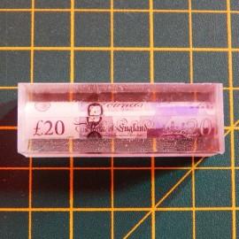 PKB £20 Note - Money Series - Fits Cierra / Sierra Pen Kits Etc.