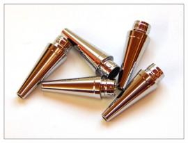 Fancy Slimline / Slimline Pen Tip - Chrome x 5