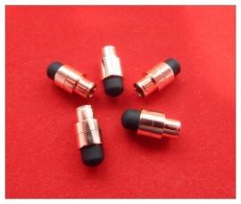 Fancy Touch Caps x 5 - Copper