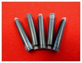 Fountain Pen Refills - Black x 5