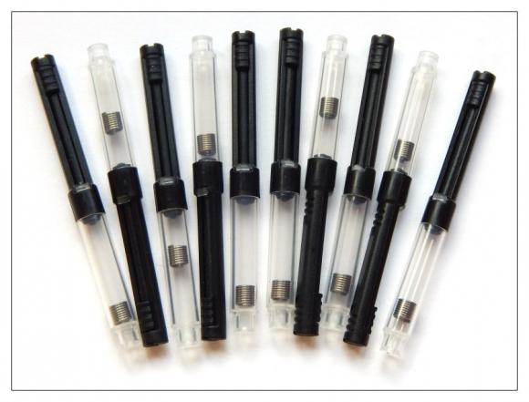 Ink Converters - Piston