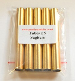Sagiters Pen Kit Tubes x 5