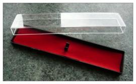 Plastic Pen Box (Single Pen)