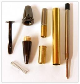 Polaris Twist Pen Kit - Gunmetal