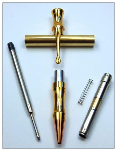 Rocket Bullet Pen Kits