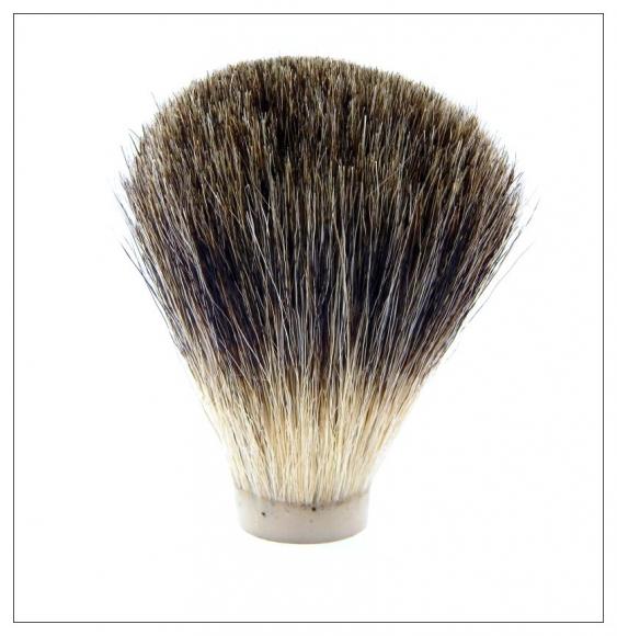 Badger Hair Brush