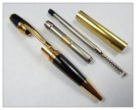 Sierra Pen Kit - Gold/Gunmetal