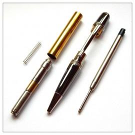 Cierra Pen Kit - Platinum and Black Titanium