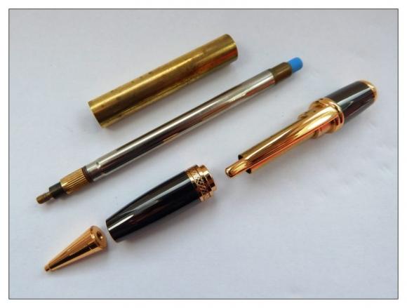 Woodturning Lathe Pen Making Bushes SAGITERS