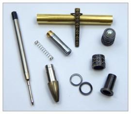 Spiritual Twist Pen - Antique Bronze