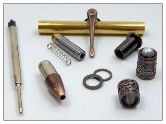 Spiritual Twist Pen Kits